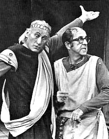 Carl Ballantine & Phil Silvers