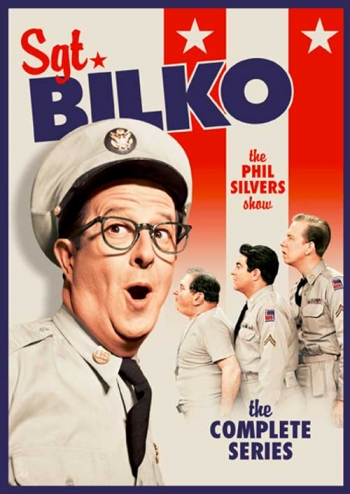 phil silvers show episode guide