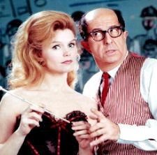 Phil Silvers & Lee Remick in Damn Yankees