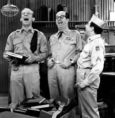 Bilko and the Boys!