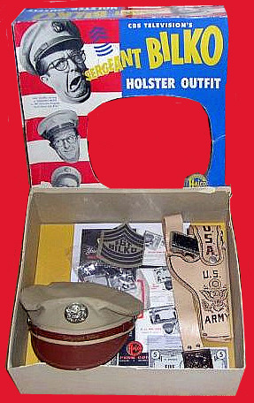 Halco Holster set with box