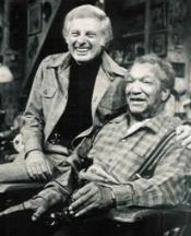 Aaron and Red Foxx - Sanford & Son