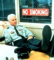 Steve Martin as Bilko