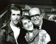 Cathy, Phil & Henry Winkler