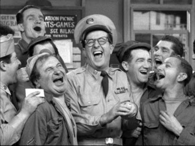 Phil Silvers Roll Call
