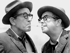 Marv Willens & Phil Silvers